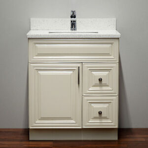 "Bathroom vanity 30""-60"" Classic Solid Wood Vanity Sale from $499"