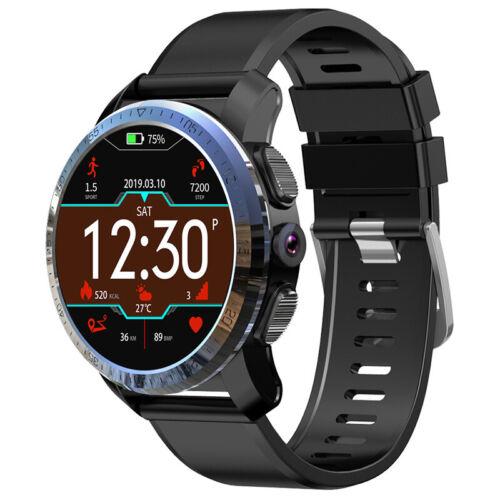 Kospet Optimus Pro 4G Smart Watch Phone WiFi GPS Android 7.1