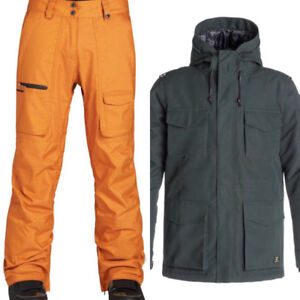 Ensemble de neige - DC Quiksilver - Small / Medium