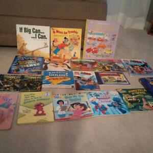 set of 46 readers and storybooks