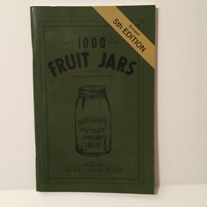 Book on Collecting Fruit Jars