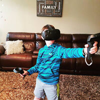 IN2 Games Virtual Reality Party