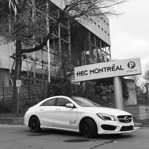 CLA 250 AMG PACKAGE
