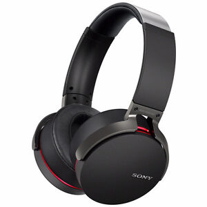 Casque Bluetooth Extra Bass SONY ( MDRXB950BT )