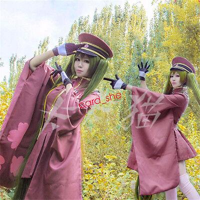 Senbonzakura Vocaloid Hatsune Miku Army Military Uniforms Outfit Cosplay - Army Costume Women
