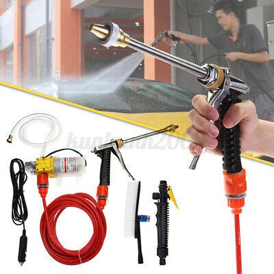 100w 160psi High Pressure Power Car Washer Water Spray Gun Nozzle Pump Sprayer