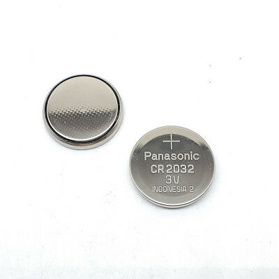 Japan Panasonic CR2032 button battery 3V bare battery car key  1PCS comprar usado  Enviando para Brazil