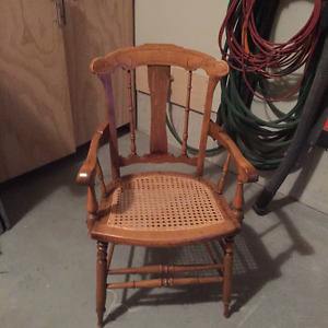 Grandfather or Captains chair