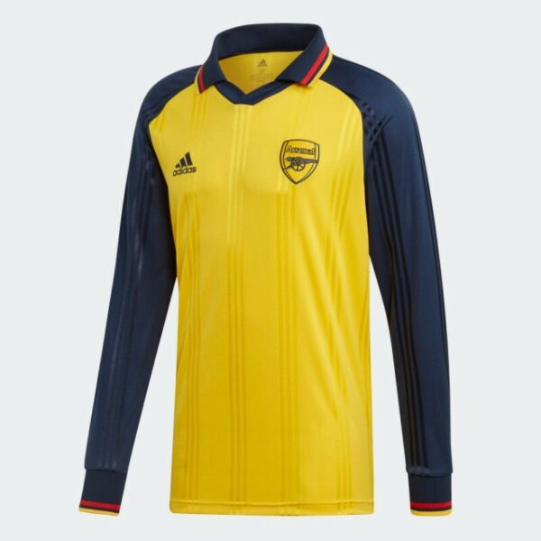 Adidas Performance Arsenal Icons Long-Sleeve Top (Size M) (Brand New With Tags)