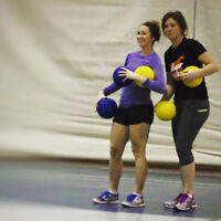 Learn To Play Co-Ed Dodgeball! No experience needed