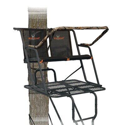 Big Game Treestands Spector XT 2 Person Ladder Stand 2 Person Ladder Stand