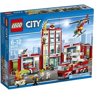 LEGO FIRE FIRE STATION FOR SALW