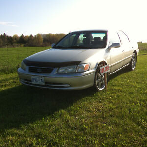 2001 Toyota Camry Other