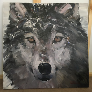 Artist Tukno - The Wolf / Wolves' Love