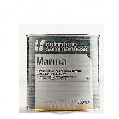 FLATTING MARINA VERNICE SMALTO TRASPARENTE LUCIDO LEGNO BARCHE ESTERNO 0,750 LT