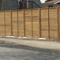 POSTHOLES AND FENCE WORK