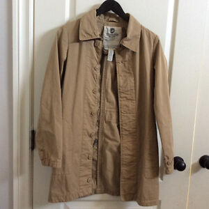 LUCKY 3/4 length SPRING FALL COAT SIZE SMALL - Medium  -EUC London Ontario image 1