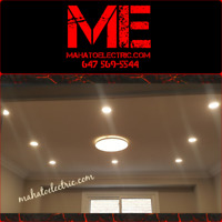INSURED MASTER ELECTRICIAN LED POTLIGHT INSTALLATION FROM $50