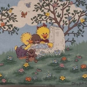 Tapestry / Art to Welcome New Baby