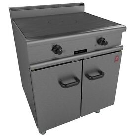 flat top and oven gaz cooker