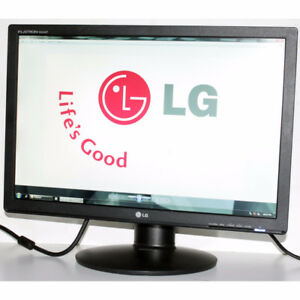 LG Flatron w2242p 22 inch Widescreen LCD Monitor for Computers