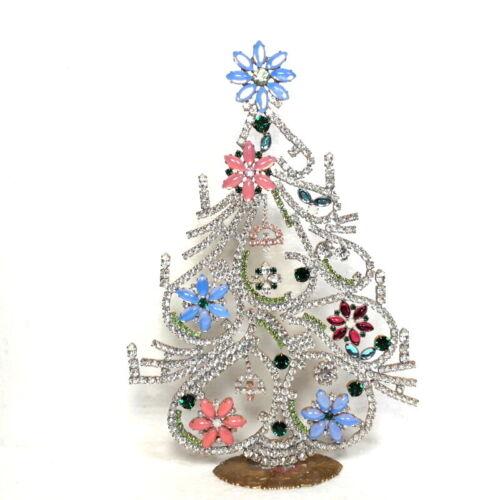 "Beautiful Czech  handmade Christmas tree decoration SIGNED ""TABOO""  C 056"