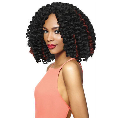Outre X Pression Cuevana Bounce Crochet Braids Hair 100  Premium Fiber Extension