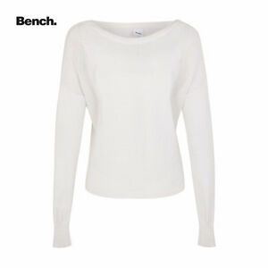 NEW BENCH WOMEN'S WHITE SWEATER TOP - TAGS $69.00 Cornwall Ontario image 1