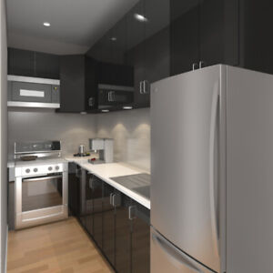 Bachelor Apts available October/December 1 - close to downtown