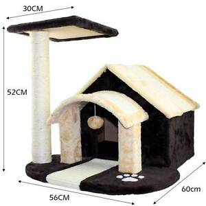 52cm Cat Tree, Scratch Post, Scratching Pole,Scratcher, cat house Mordialloc Kingston Area Preview