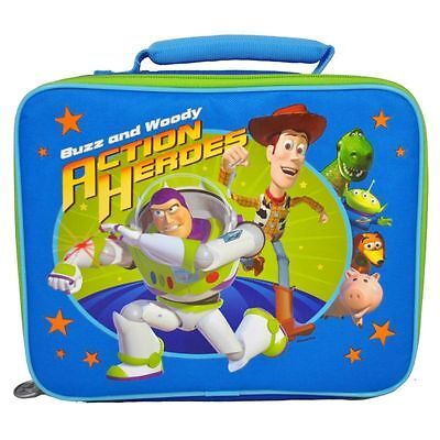 Disney Toy Story School Kids Soft Insulated Lunch Bag ()