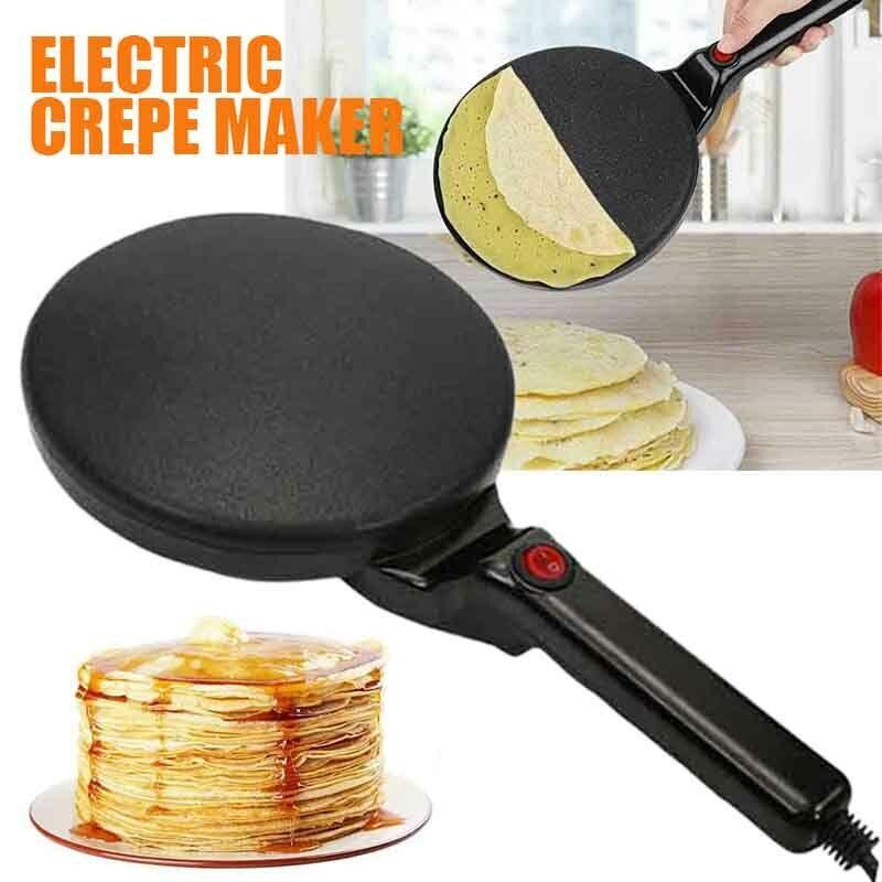 220v 7 87 electric crepe maker non