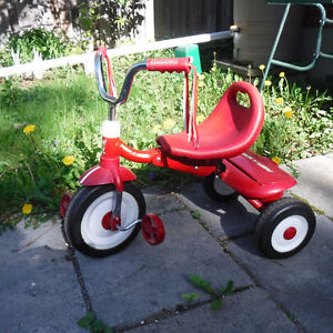 Radio Flyer Tricycle with Storage