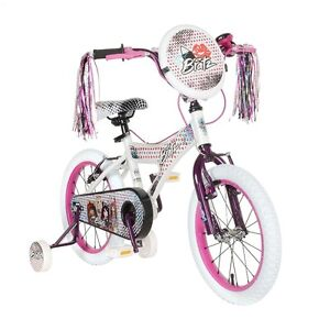 "Bratz 16"" Girls Bicycle, New"