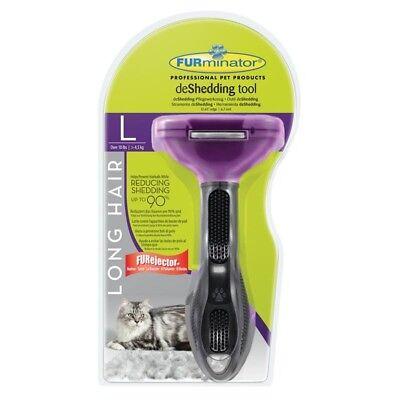Furminator deShedding Tool für langhaarige große Katzen (36,99€/1Stk)