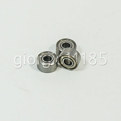 Us Stock 10pcs 693-2z 693zz Miniature Bearings Mini Bearing 3mm X 8mm X 4mm