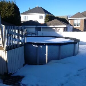 18ft Pool for sale