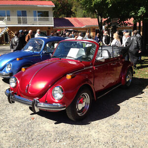 Beetle 1973 decapotable