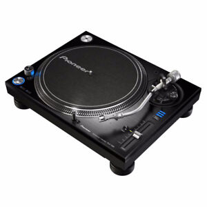 PIONEER PLX-1000 Professional Turntable for Audiophiles and DJ's