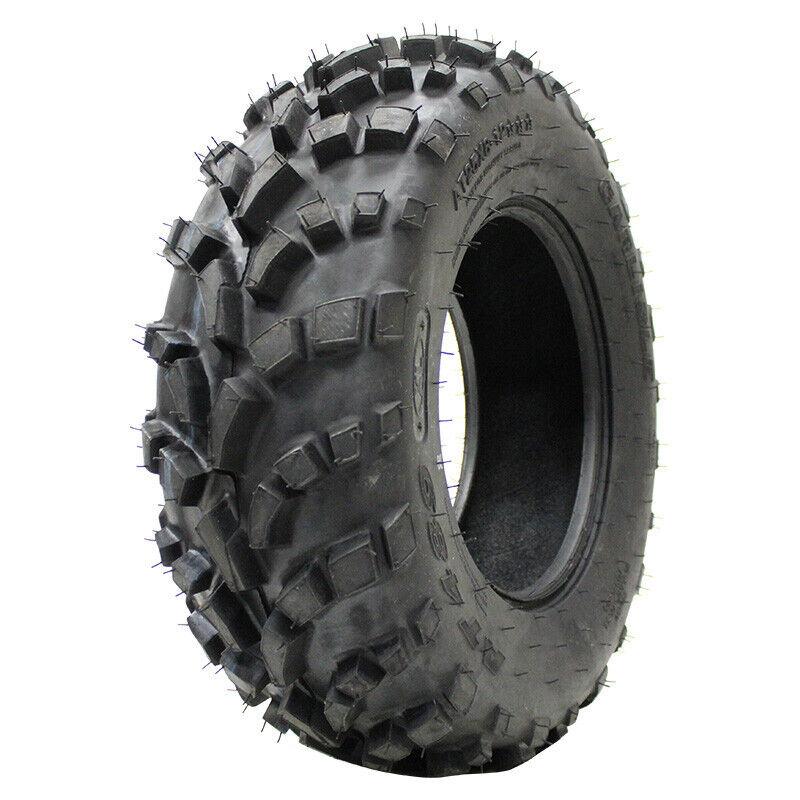 1 New Carlisle At489-25x11-12 Tires 251112 25 11 12