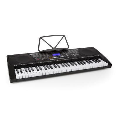 *B-WARE* Digitalpiano E Piano Keyboard Klavier Playback Trainings Funktion 61