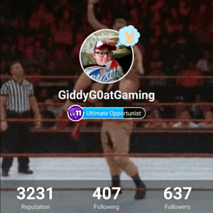 Selling wrestling amino account OVER 675 FOLLOWERS!