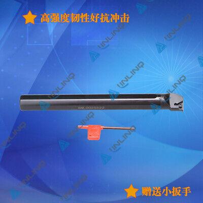 Snl 0025s22 Internal Threading Lathe Turning Tool Holder Boring Bar 22 Er