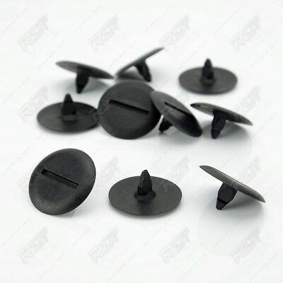 10x Schwellerverkleidung Seitenschweller Befestigung Clips für MERCEDES *NEU*