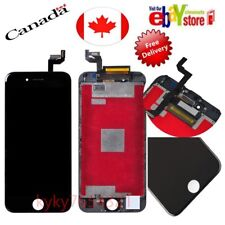 Black LCD Touch Screen Digitizer  Assembly For  iPhone 6S 4.7
