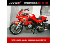 2000 'X' Triumph 955i Sprint RS. 1 Owner From New. ONLY 6,051 MILES. £2,895