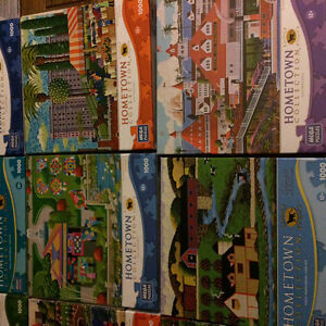 Hometown Collection Puzzles Kingston Kingston Area image 3