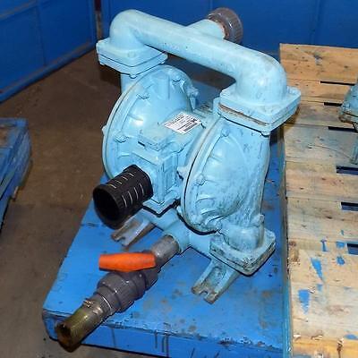Beckart Environmental 1 12 Diaphragm Pump 600-150-000