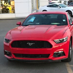 2017 Ford Mustang V6 3.7L Coupe 1,389 Km