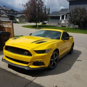 2017 Ford Mustang GT California Special - Full Warranty, Special